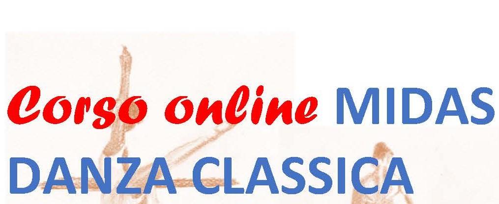 Corso Online Midas – Danza Classica